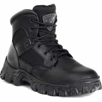 Rocky 2167 Black Waterproof, Uniform, Soft Toe Boot