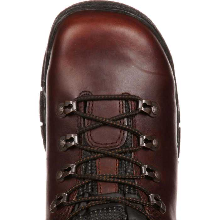 Rocky RY7114 MobiLite, Men's, Brown, Soft Toe, WP, 6 Inch Boot