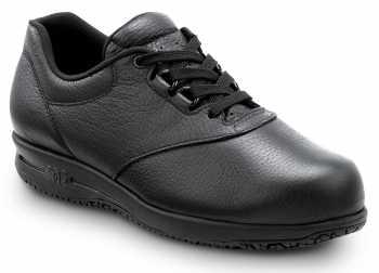 SAS SAS2070013 Liberty, Women's, Black, Slip Resistant, Soft Toe, Oxford