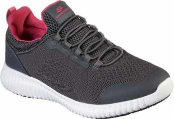 Skechers SK77260GRY Cessnock-Carrboro, Women's, Grey, Soft Toe, Low Athletic