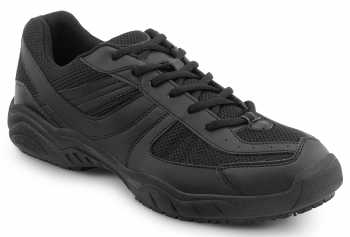 SR Max SRM160 Austin Women's Black Slip Resistant Low Athletic