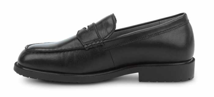 SR Max SRM3010 Burlington Men's Black Slip Resistant Penny Loafer