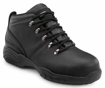 SR Max SRM2550 Juneau Men's, Slip Resistant, Waterproof, Comp Toe, Black, Cold Storage Hiker