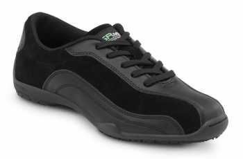 SR Max SRM170 Malibu, Women's, Black, Athletic Style Slip Resistant Soft Toe Work Shoe