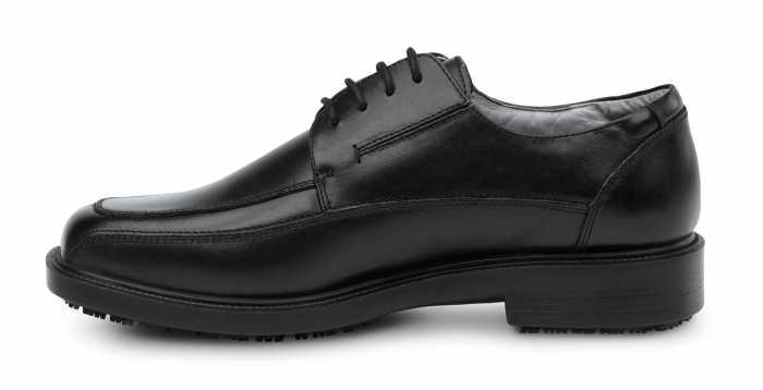 SR Max SRM3000 Manhattan, Men's, Black, Dress Style Soft Toe Slip Resistant Work Shoe