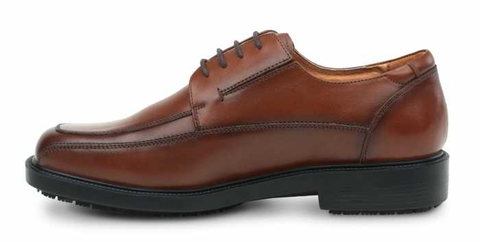 SR Max SRM3050 Manhattan Men's Brown Slip Resistant Dress Oxford