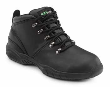 SR Max SRM2500 Raleigh Men's Slip Resistant,Waterproof, Black, Cold Storage Hiker