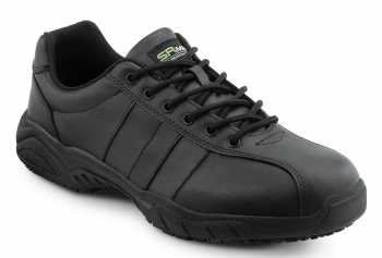 SR Max SRM125 Tampa Women's Black Athletic Oxford