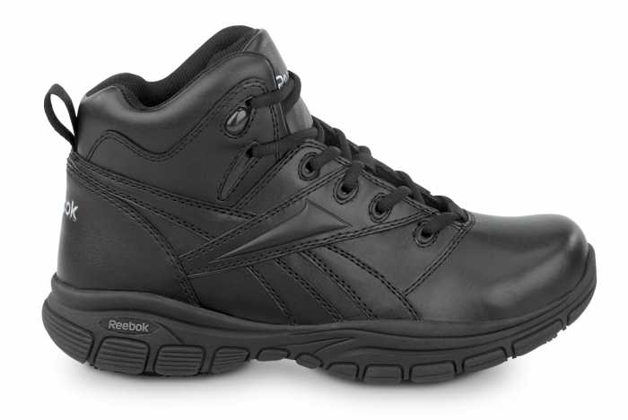 Reebok SRB1250 Black Soft Toe, Resistant, Men's Hi Top Senexis MaxTrax Athletic
