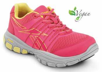 f1ff1b295d1 Reebok SRB147 Pink Yellow Soft Toe
