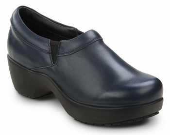 SR Max SRM130 Geneva Blue, Women's, Soft Toe, Slip Resistant Clog