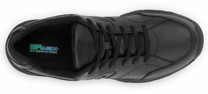 SR Max SRM1580 Fairfax Men's Black Composite Toe Slip Resistant Low Athletic