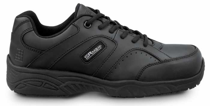 SR Max SRM1880 Fairfax II, Men's, Black, Athletic Style Slip Resistant, Comp Toe, EH, Work Shoe