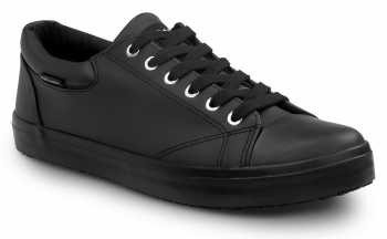 SR Max SRM1950 Melbourne Black, Men's, Skate Style Slip Resistant Soft Toe Work Shoe