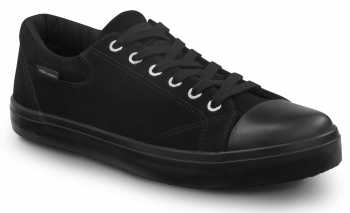 SR Max SRM1960 Reno Black, Men's, Skate Style Slip Resistant Soft Toe Work Shoe