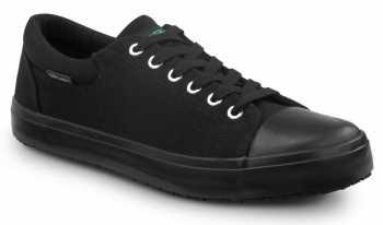 SR Max SRM1970 Chester Black, Men's, Skate Style Slip Resistant Soft Toe Work Shoe