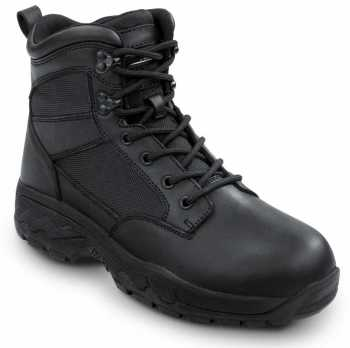 SR Max SRM2400 Jasper, Men's, Black, Soft Toe, Side-Zip, Slip Resistant Tactical Work Boot