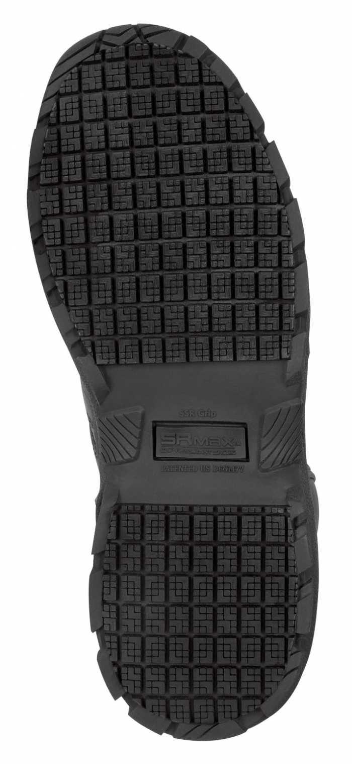 SR Max SRM260 Kobuk, Women's, Black, Soft Toe, Waterproof, Slip Resistant Work Hiker