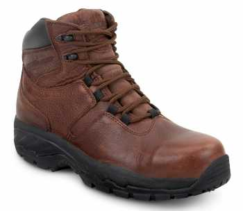 SR Max SRM2610 Kobuk, Men's, Brown, Soft Toe, Waterproof, Slip Resistant Work Hiker