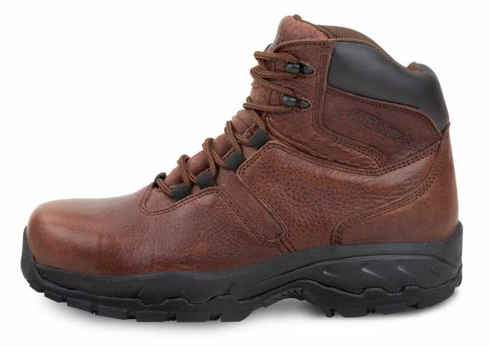 SR Max SRM2660 Denali Men's Slip Resistant, Waterproof, Comp Toe, EH, Brown Hiker