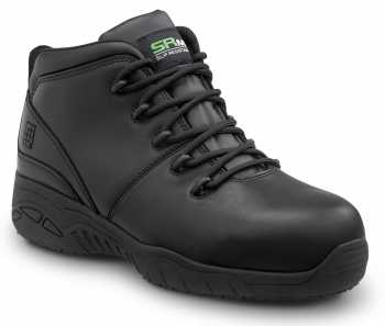SR Max SRM275 Juneau II, Women's, Black, Comp Toe, EH, Waterproof, Slip Resistant Work Hiker