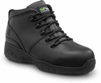 SR Max SRM2850 Sitka Men's, Black, Comp Toe, EH, Waterproof, Slip Resistant Work Hiker