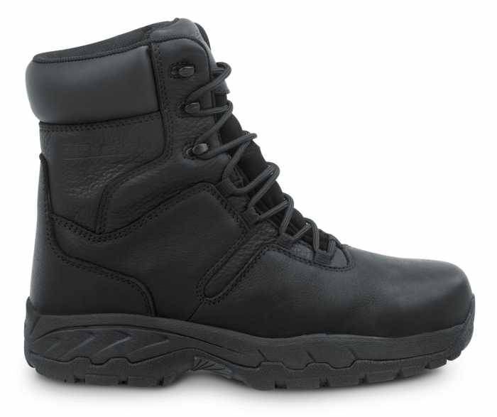 SR Max SRM295 Bear, Women's, Black, Comp Toe, EH, Waterproof, Insulated Slip Resistant 8 Inch Work Boot