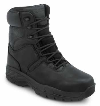 SR Max SRM2950 Black Bear Men's Black 8 Inch, WP, Insulated, Comp Toe Work Boot