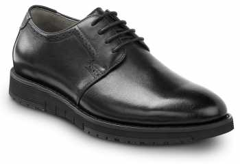 SR Max SRM3300 Beaufort, Men's, Black, Soft Toe, Slip Resistant, Dress Oxford