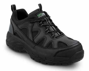 SR Max SRM4400 Walden Men's, Black, Steel Toe, EH, Slip Resistant Athletic