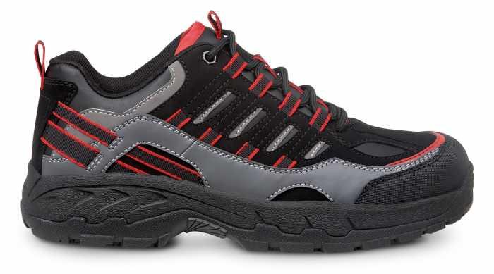 SR Max SRM4600 Boone Men's Black/Grey Comp Toe, EH, Low Hiker