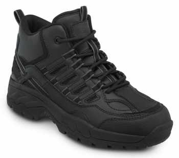 SR Max SRM4790 Boone Men's Slip Resistant, Black, Comp Toe, EH, Hi Top Athletic