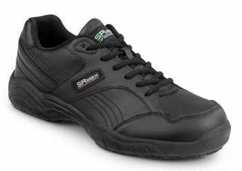 SR Max SRM6100 Dover Men's Black, Slip Resistant, Athletic Sneaker
