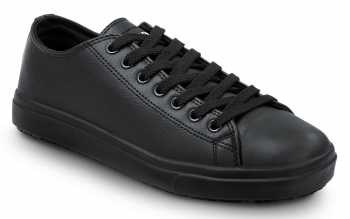 SR Max SRM6210 Portland, Men's, Black, Skate Style Soft Toe Slip Resistant Work Shoe