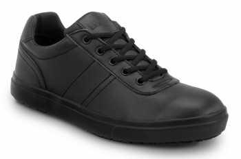 SR Max SRM630 Santa Cruz, Women's, Black, Skate Style Soft Toe Slip Resistant Work Shoe