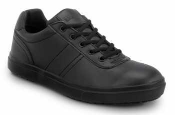 SR Max SRM6300 Santa Cruz, Men's, Black, Skate Style Soft Toe Slip Resistant Work Shoe