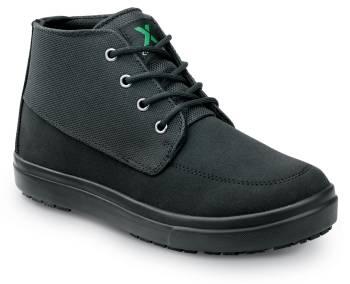 SR Max SRM6800 Jackson, Men's, Black, Chukka Style Soft Toe Slip Resistant Work Shoe