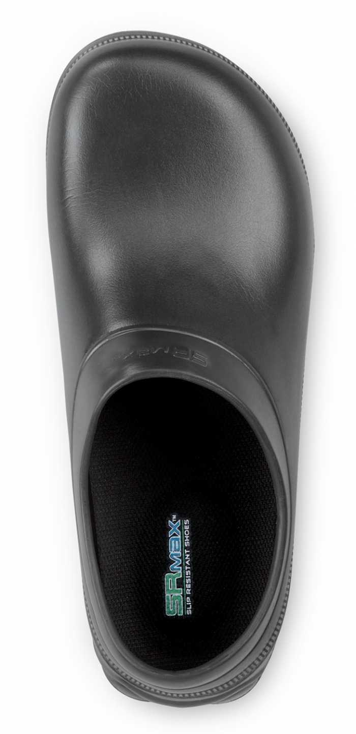 SR Max SRM7500 Men's Black EVA Molded, Vegan Clog