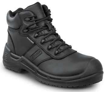 SR Max SRM9100 Cascade, Men's, Black, Soft Toe, Waterproof, Slip Resistant 6 Inch Work Boot