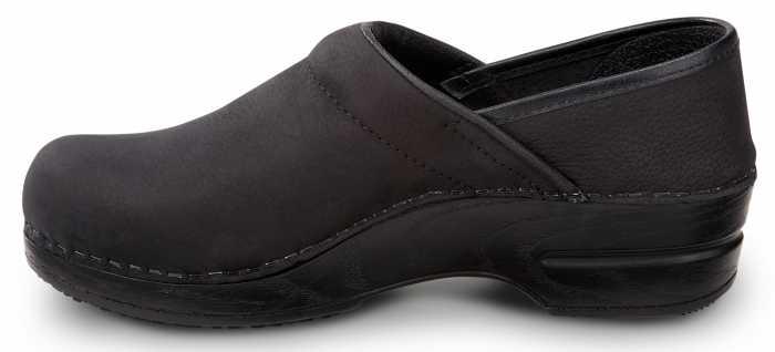 Sanita SSA8226B Peyton, Women's, Black, Soft Toe, Slip Resistant Clog