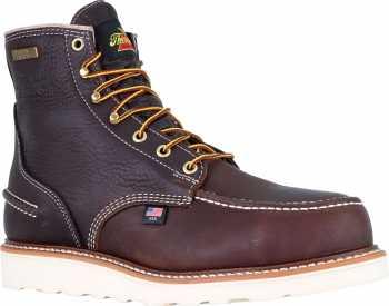 Thorogood TG804-3600 Men's, Briar, Steel Toe, EH, Wedge, 6 Inch Boot