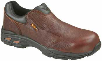 Thorogood TG804-4061 Men's, Brown, Comp Toe, SD, Twin Gore Slip On
