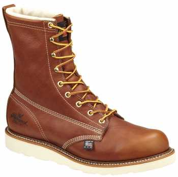 Thorogood TG804-4364 Men's, Tobacco, Steel Toe, EH, 8 Inch Boot