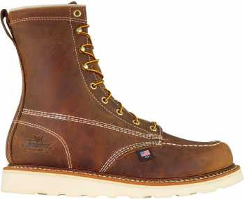 Thorogood TG804-4478 Men's, Brown, Steel Toe, EH, 8 Inch Boot
