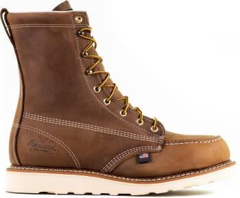 Thorogood TG804-4478 Men's, Brown, Steel Toe, EH, 8 Inch Boot