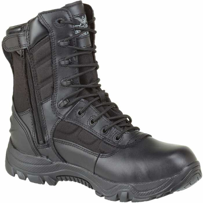 Thorogood TG804-6191 Men's, Black, Comp Toe, EH, WP, 8 Inch Tactical Boot