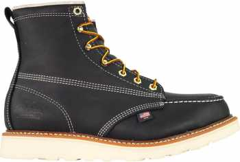 Thorogood TG804-6201 Men's, Black, Steel Toe, EH, 6 inch Boot