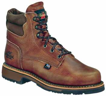 Thorogood 814-4550 Men's Tobacco Soft Toe 6 Inch Workboot