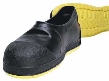 Tingley TI35211 Unisex, Black, Over The Shoe Steel Toe