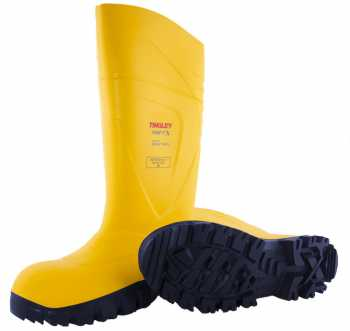 Tingley TI77253 Steplite X, Men's, Yellow/Navy, Safety Toe, EH, Pull On Boot
